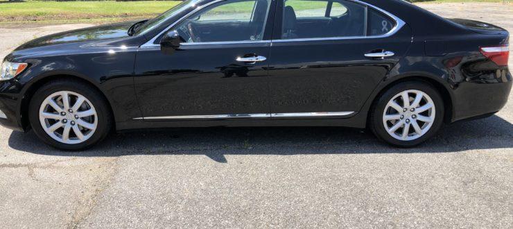 Lexus LS 460L | Crown Auto Sales, Baton Rouge
