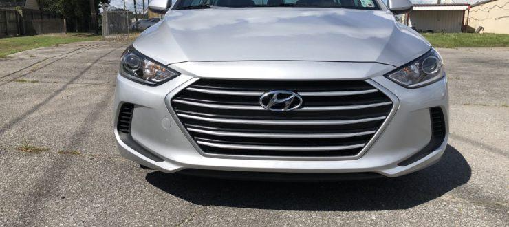 2017 Hyundai Elantra | 10,495